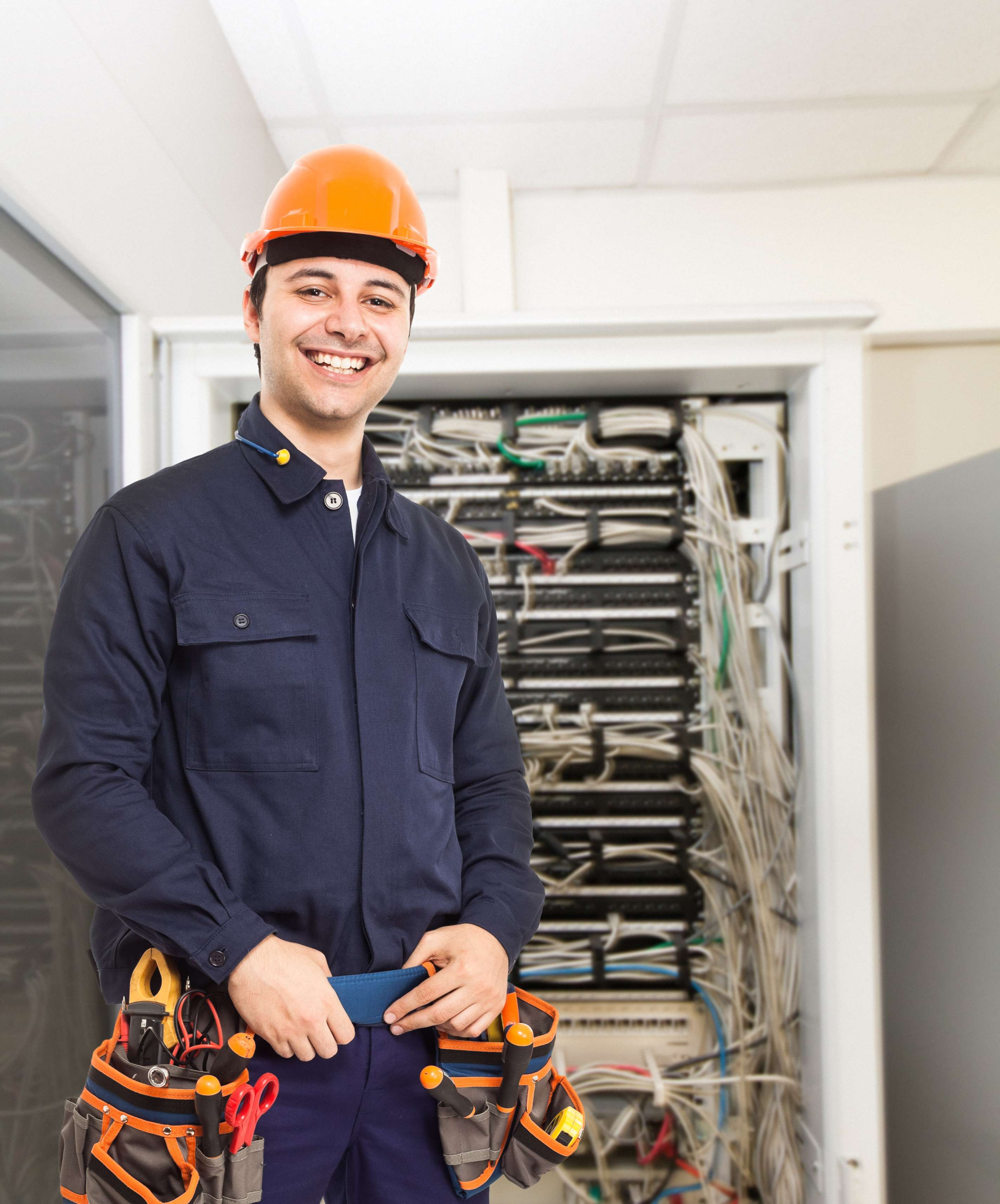 Varied Structured Cabling Services in Illinois & Wisconsin