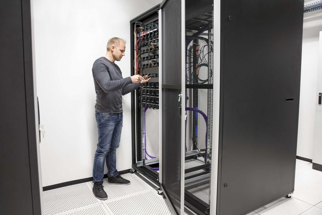 Data Center Cabling Installation