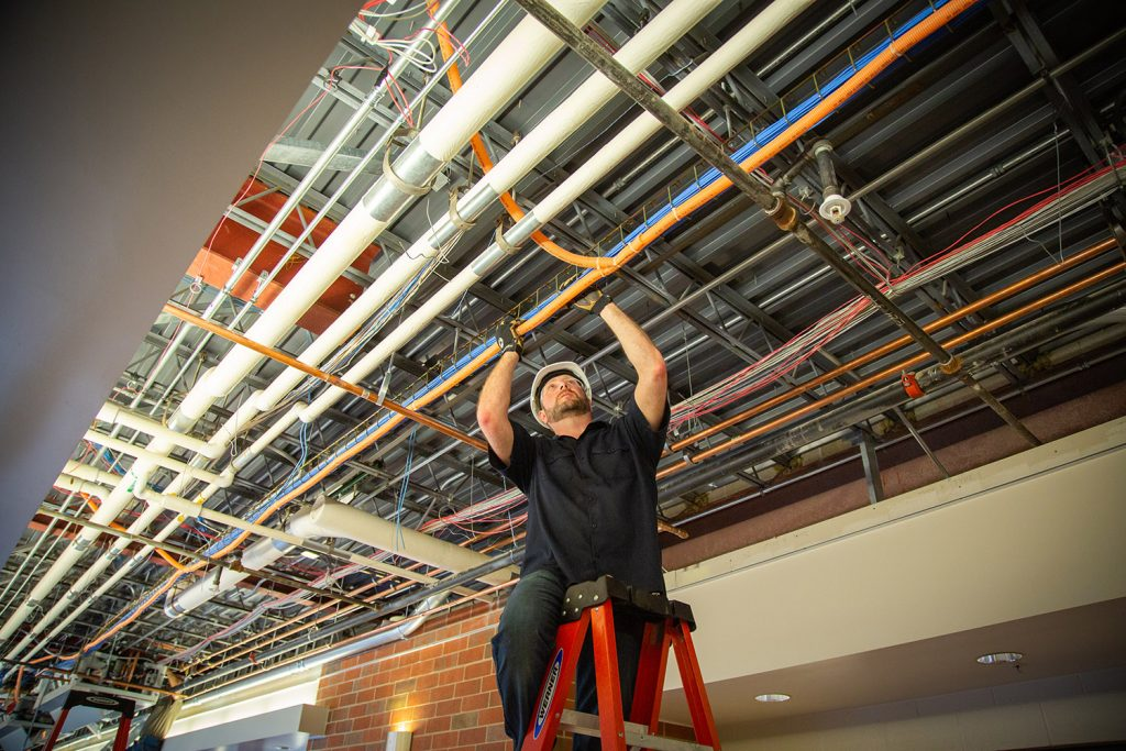 Data Center Cabling Services in Lake County & Chicago Area