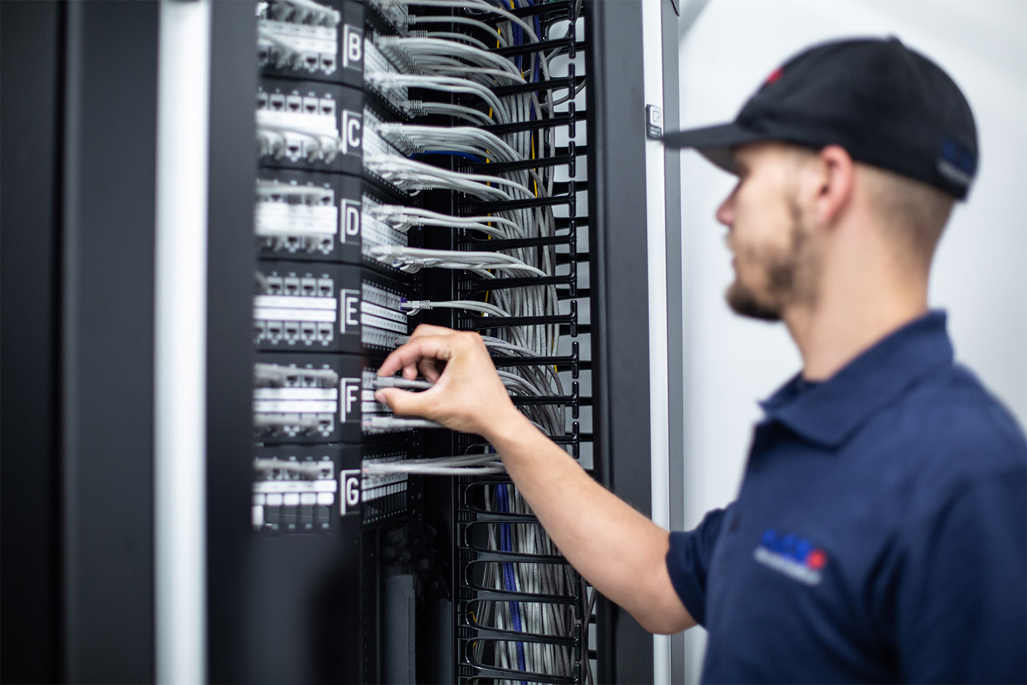 Structured cabling companies based in the Chicago area and Lake County, IL